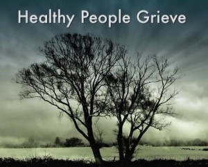 Healthy People Grieve